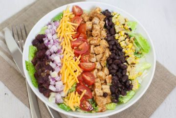 Cobb Style Taco Salad-20 servings